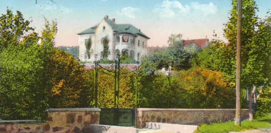 Balaton régi ingatlanjai, szecessziós