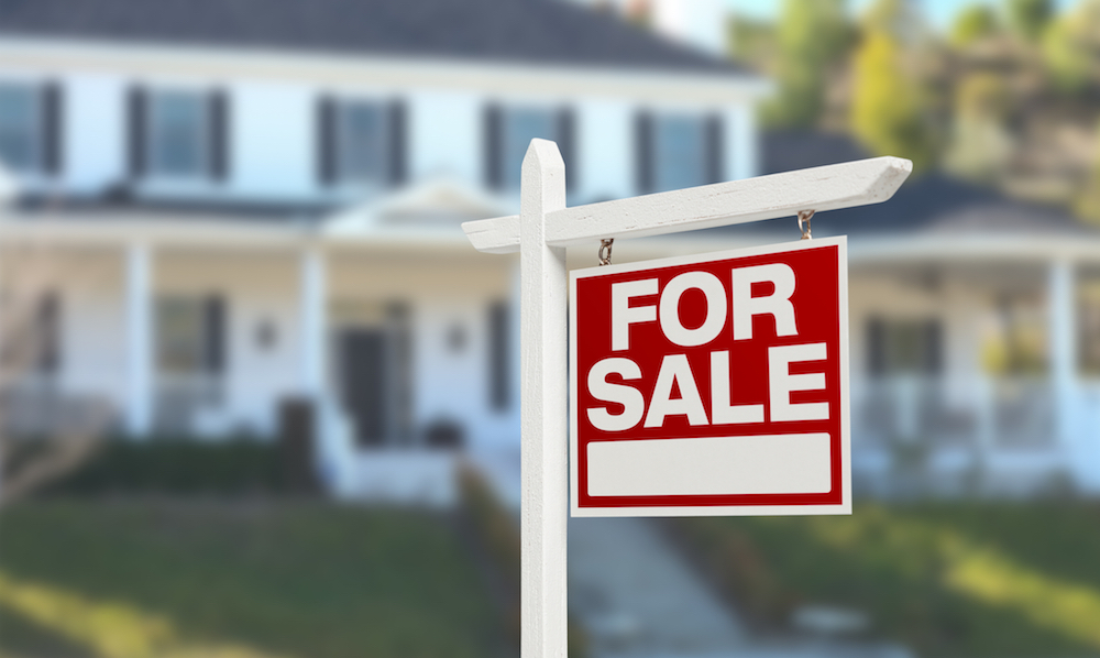 ingatlanárcsökkenés
